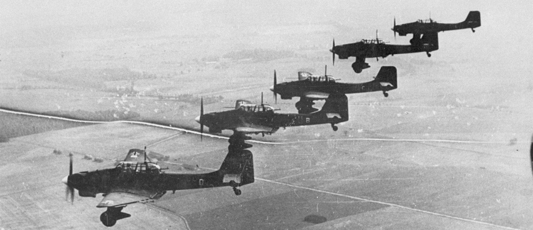 Luftwaffe en Kriegsmarine op D-day