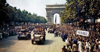 Bevrijding van Parijs
