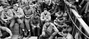 De dag voor D-day