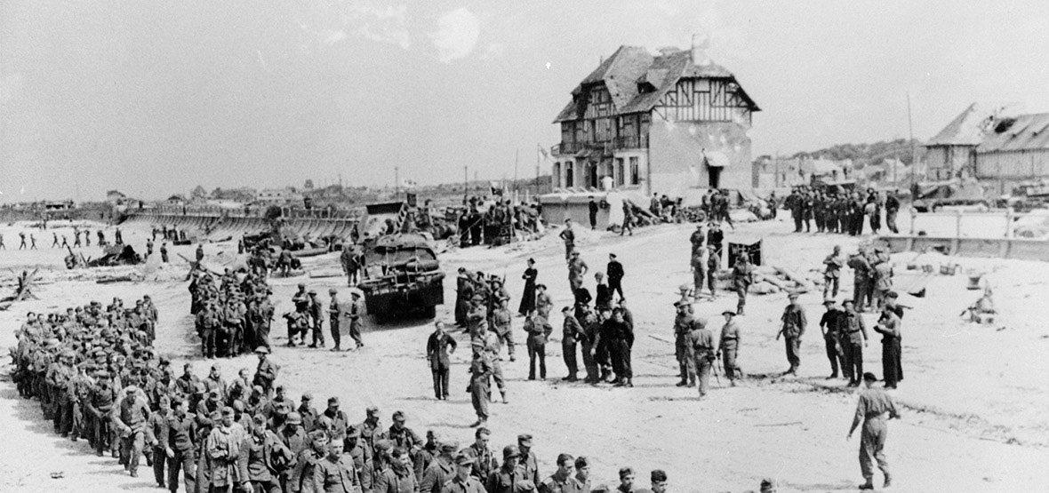 Het resultaat van D-day