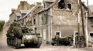 Aanval op Carentan