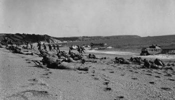 Het drama van Slapton Sands