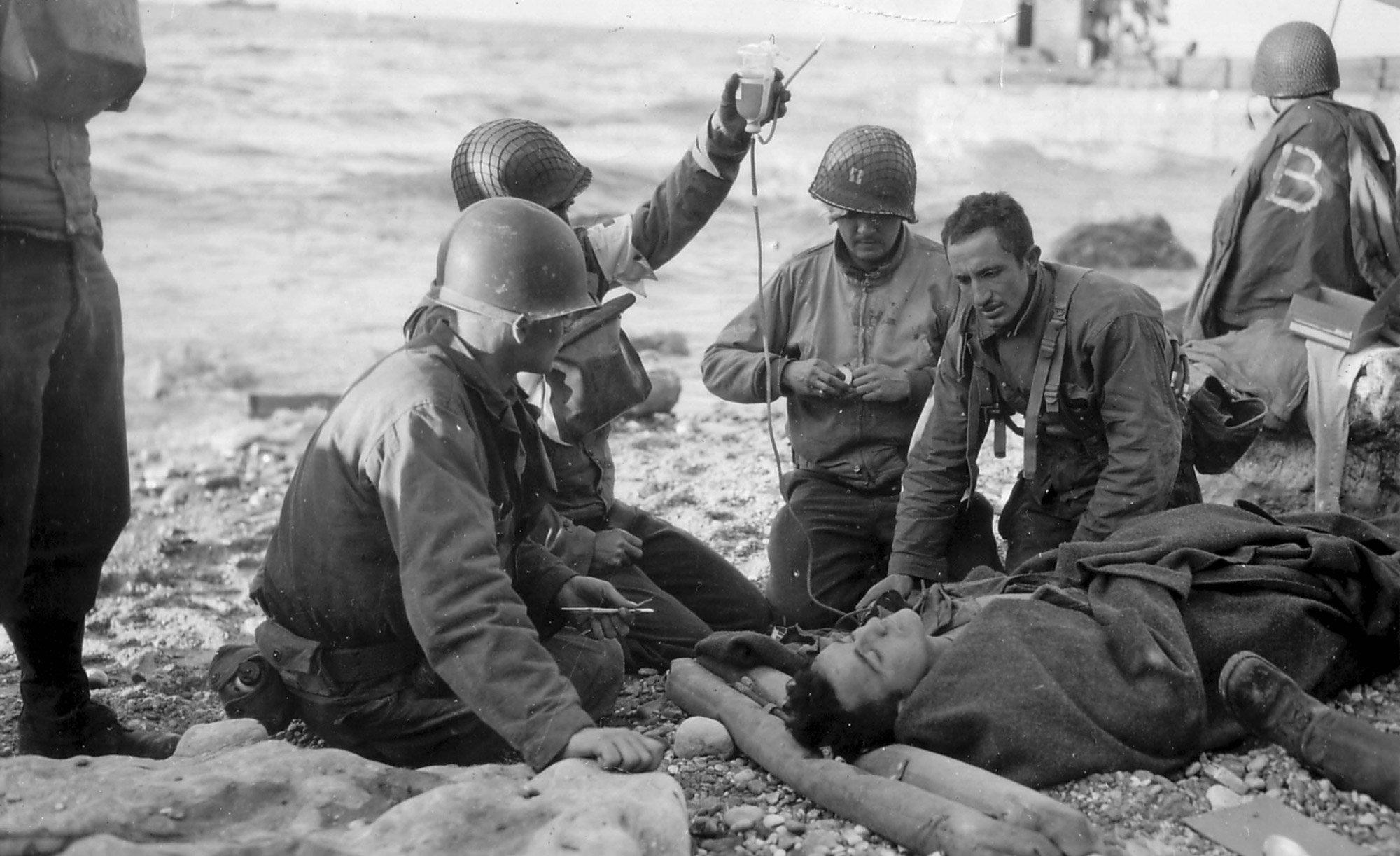 Slachtoffers op D-day