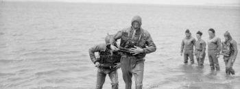 Frogmen: de eerste mannen aan wal op D-day