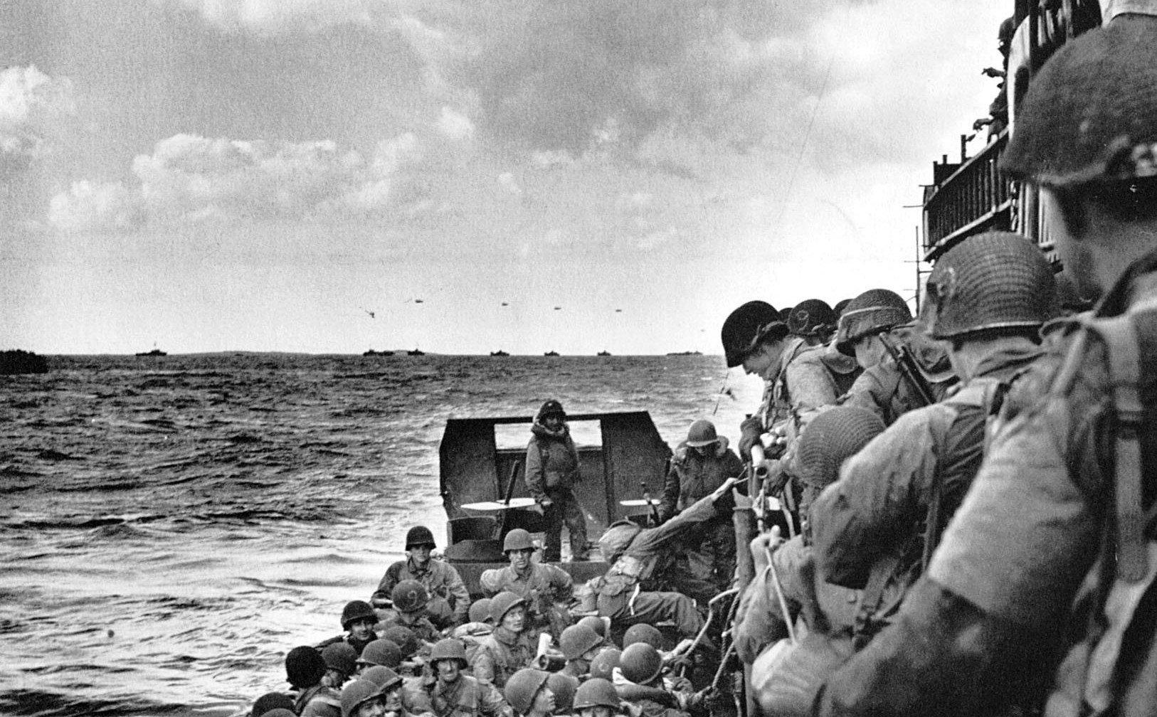 Weervoorspelling van D-day